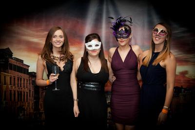 Roaming Photography at Hilton Ageas Masquerade Ball